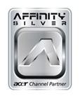 Acer AFFINITY silver